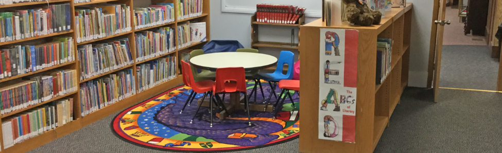 Kids Reading Room